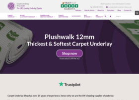 carpet-underlay-shop.co.uk