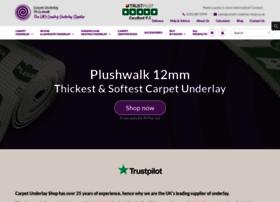 carpet-underlay-shop.co.uk