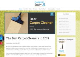 carpetcleaner101.com