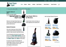 carpetcleanerexpert.com