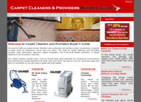carpetcleanersproviders.com
