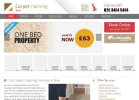 carpetcleaning-bow.co.uk