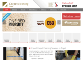 carpetcleaningangel.co.uk