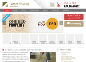carpetcleaningbowchurch.co.uk