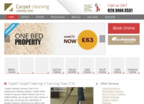 carpetcleaningcanningtown.co.uk