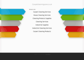 carpetcleaningcare.co.uk