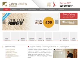 carpetcleaningchessington.co.uk