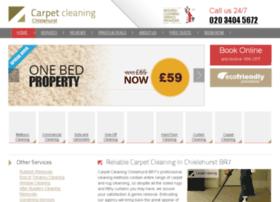 carpetcleaningchislehurst.co.uk