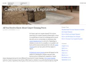 carpetcleaningexplained.com