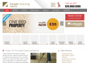 carpetcleaningfridayhill.co.uk