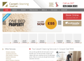 carpetcleaninggospeloak.co.uk