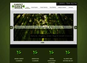 carpetcleaninggreen.com