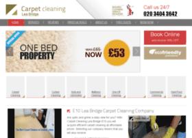 carpetcleaningleabridge.co.uk