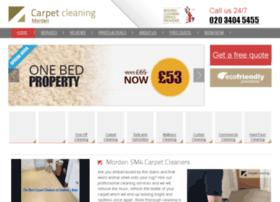 carpetcleaningmorden.co.uk