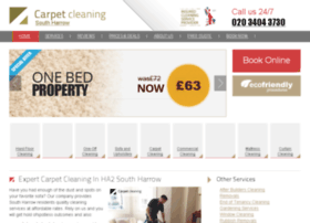 carpetcleaningsouthharrow.co.uk