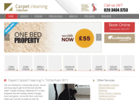 carpetcleaningtottenham.co.uk
