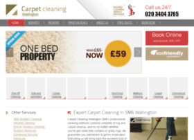 carpetcleaningwallington.co.uk