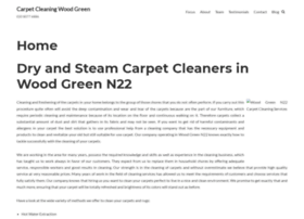 carpetcleaningwoodgreen.co.uk