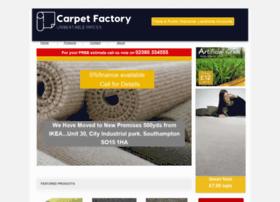 carpetfactorysouthampton.com