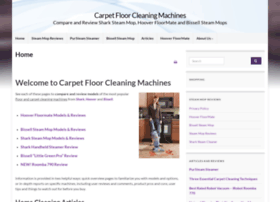 carpetfloorcleaningmachines.com