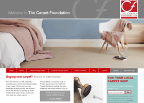 carpetfoundation.com