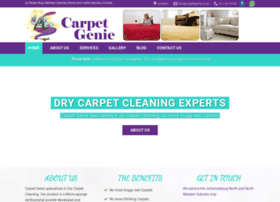 carpetgenie.co.za