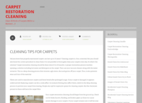 carpetrestorationcleaning.wordpress.com