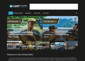 carpfishingvideos.com