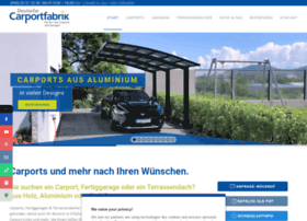 carportfabrik.de