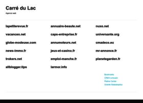 carre-du-lac.fr
