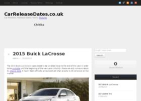 carreleasedates.co.uk