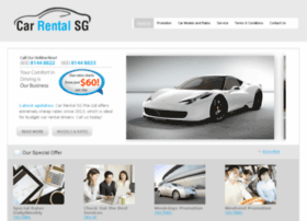 carrental-sg.com.sg