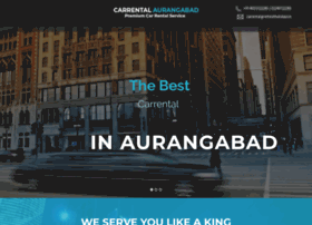 Carrentalaurangabad.com