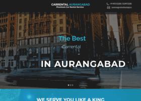 carrentalaurangabad.com