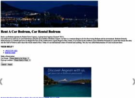 carrentalbodrum.net