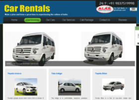 carrentals.alartravels.com