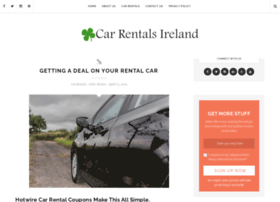 carrentalsireland.com