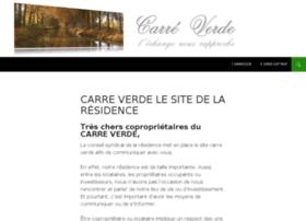 carreverde.fr
