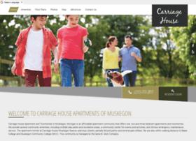 carriagehousemuskegon.com