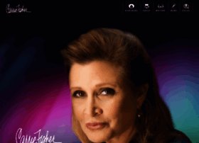 carriefisher.com