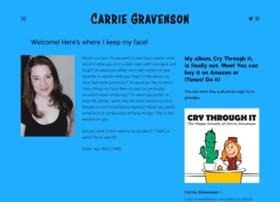 carriegravenson.com