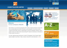 carrier.zamirtelecom.com