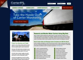 carrier411.com