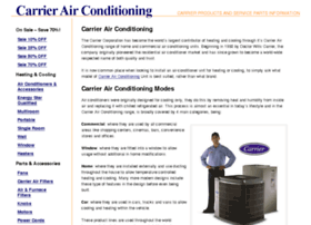 carrierairconditioning.net