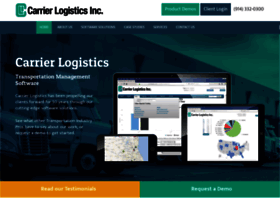 carrierlogistics.com