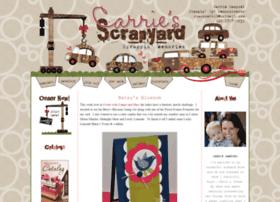 carriesscrapyard.blogspot.com