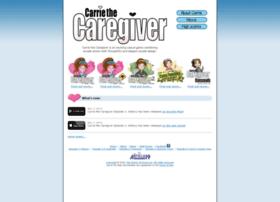 carriethecaregiver.com