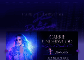 carrieunderwoodofficial.com
