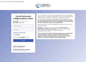 carrollcc.mywconline.com