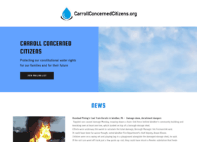 carrollconcernedcitizens.org